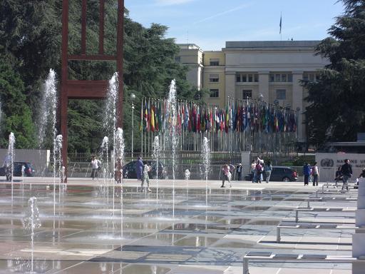 9 ジュネーブの国際機関