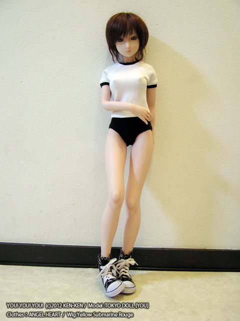 seamless doll YOU taisouhuku04