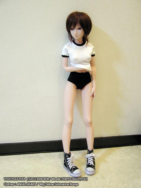 seamless doll YOU taisouhuku06