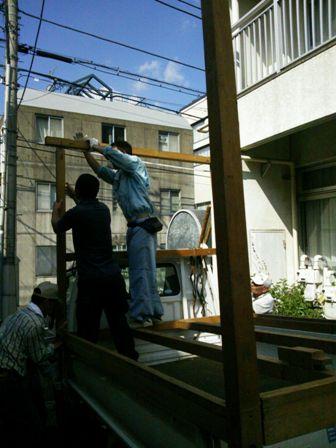 氷川神社大祭①