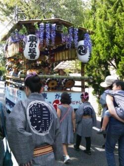 氷川神社大祭③