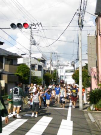 氷川神社大祭④