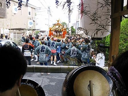 氷川神社大祭⑥