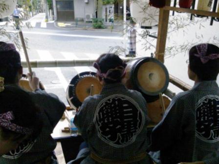 氷川神社大祭⑤