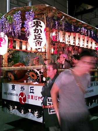 氷川神社大祭⑦