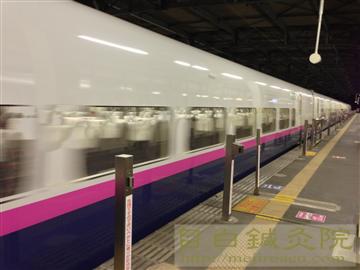 新幹線20130908