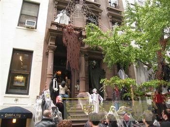 ニューヨークハロウィン2013
