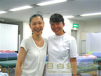 リンパ講習会の写真MLAJ