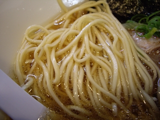 Japanese Soba Noodle 蔦 煮干そば(麺)