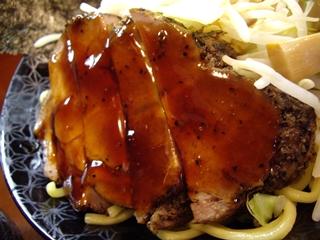 つけ麺鬼面山 鬼つけ麺(肉)