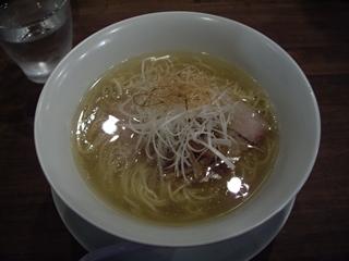 創作麺工房 鳴龍 塩拉麺
