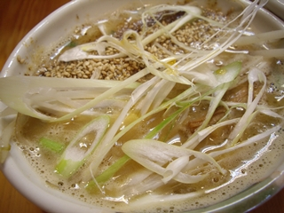 味噌麺 高樋兄弟 味噌つけ麺(つけ汁)