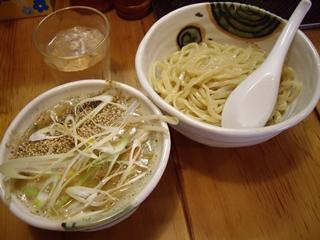 味噌麺 高樋兄弟 味噌つけ麺