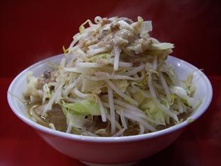 麺屋桐龍 小らーめん(豚2枚)