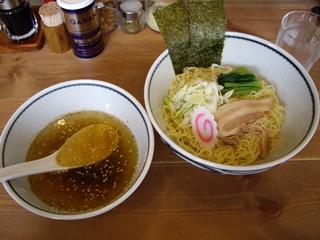 麺屋両田 塩つけ麺