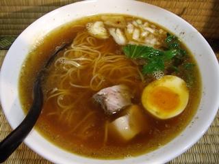 東京いまむら 地鶏と魚貝の醤油味