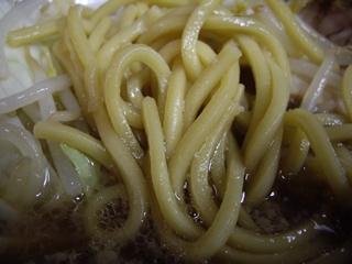 ラーメン アタゴロウ ラーメン(麺)