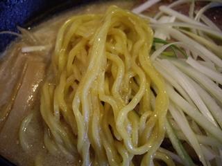 らーめん翔ちゃん家 味噌らーめん(麺)