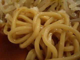 俺とあぶら 水道橋本店 給油所 俺らーめん(麺)