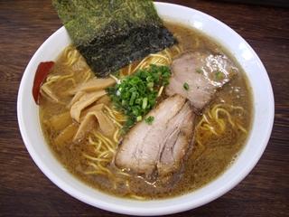 麺屋三四郎 大盛魚介豚骨正油