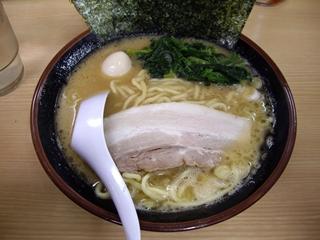 ラーメン恵比寿家 伝統の醤油ラーメン
