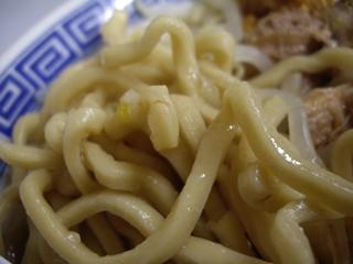 鶏とふじ 塩(麺)