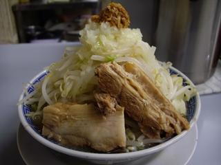 鶏とふじ 塩