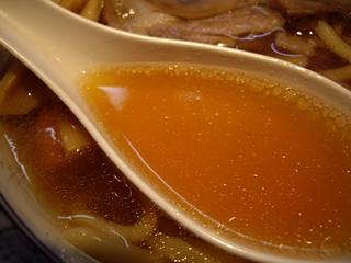雷鳥 サンダーバード 1号ラーメン(スープ)