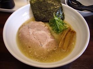 麺肴 よしず 潮ラー麺