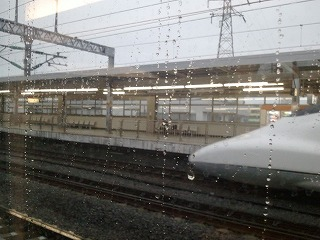 20120612梅雨と新幹線