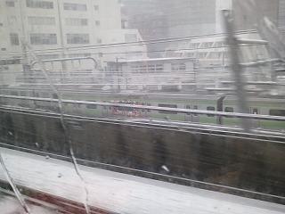 20130114雪が降った日