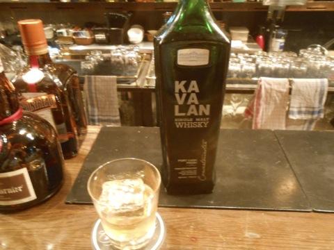 台湾のウィスキー KAVALAN