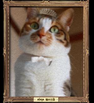 みかんの肖像画