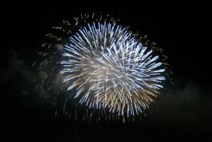 花火大会2012