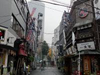 風見鶏@神保町・20121225・裏通り