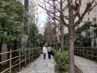 凪 新宿煮干し@新宿・20130114・路地