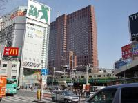 翔@西新宿・20130201・大ガード