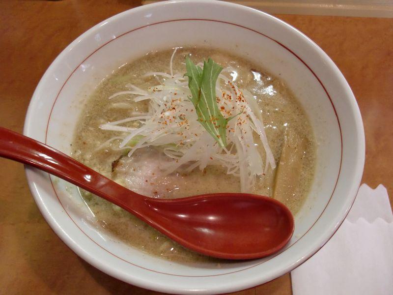 翔@西新宿・20130201・味噌