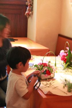 Mother's Day2012 花育