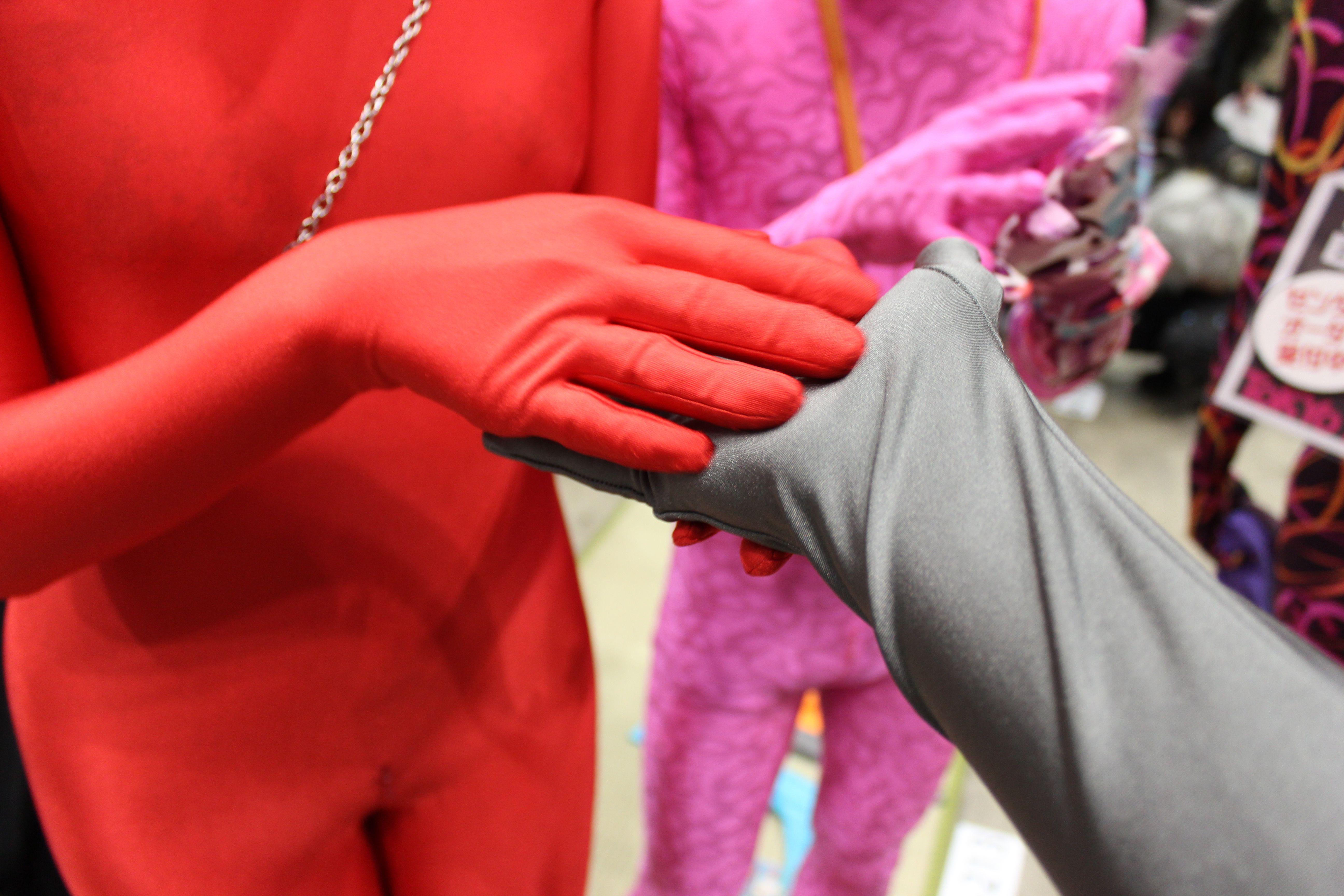 デザインフェスタvol.40~ユニークな感性が織り成すアートの世界~ケモノ・ゼンタイ・サンドアート・ボディペイント・ドール・キノコ・錆・緊縛~