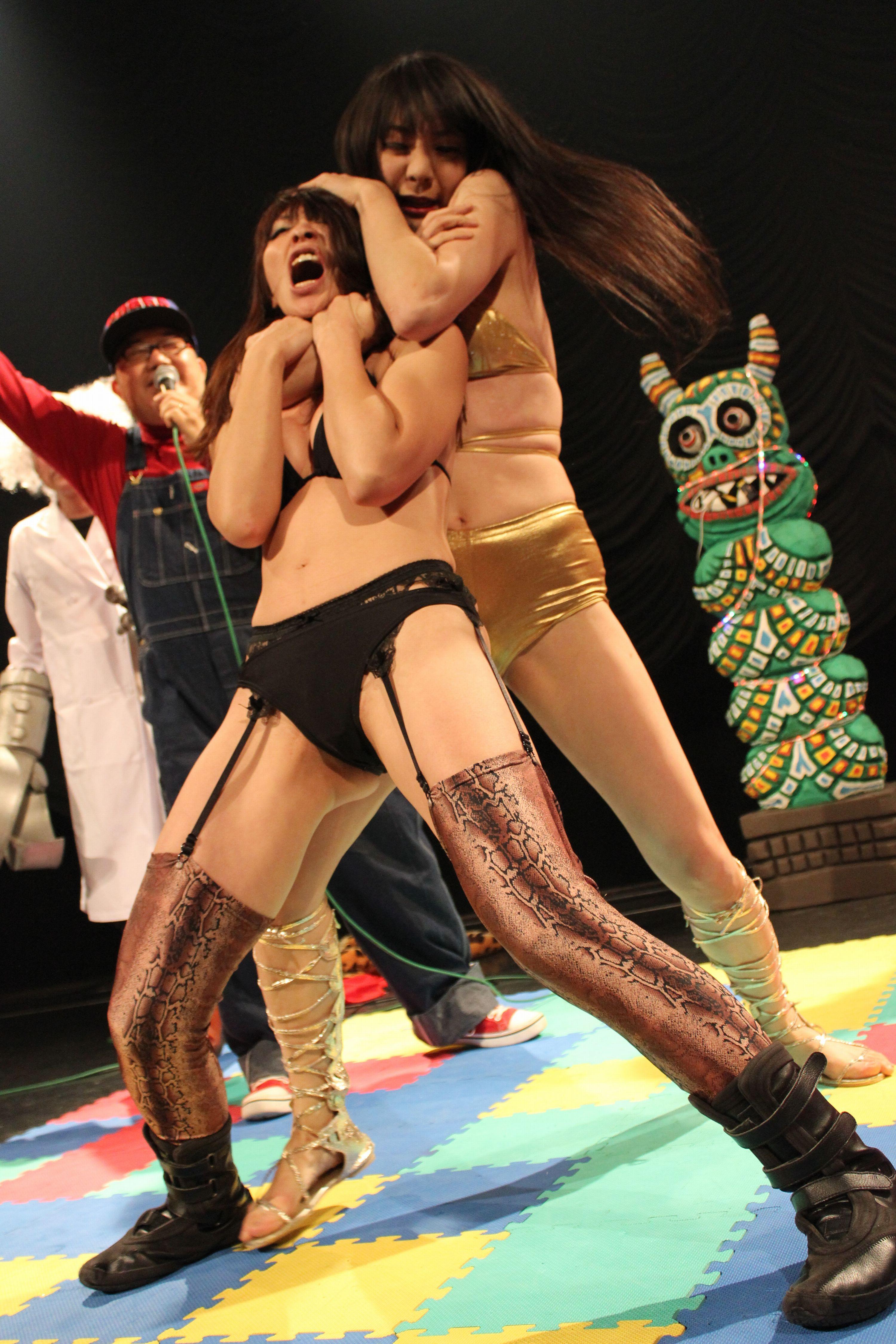 デパートメントH 2099@鶯谷東京キネマ倶楽部 2014年12月~中野貴雄監督のキャットファイト~