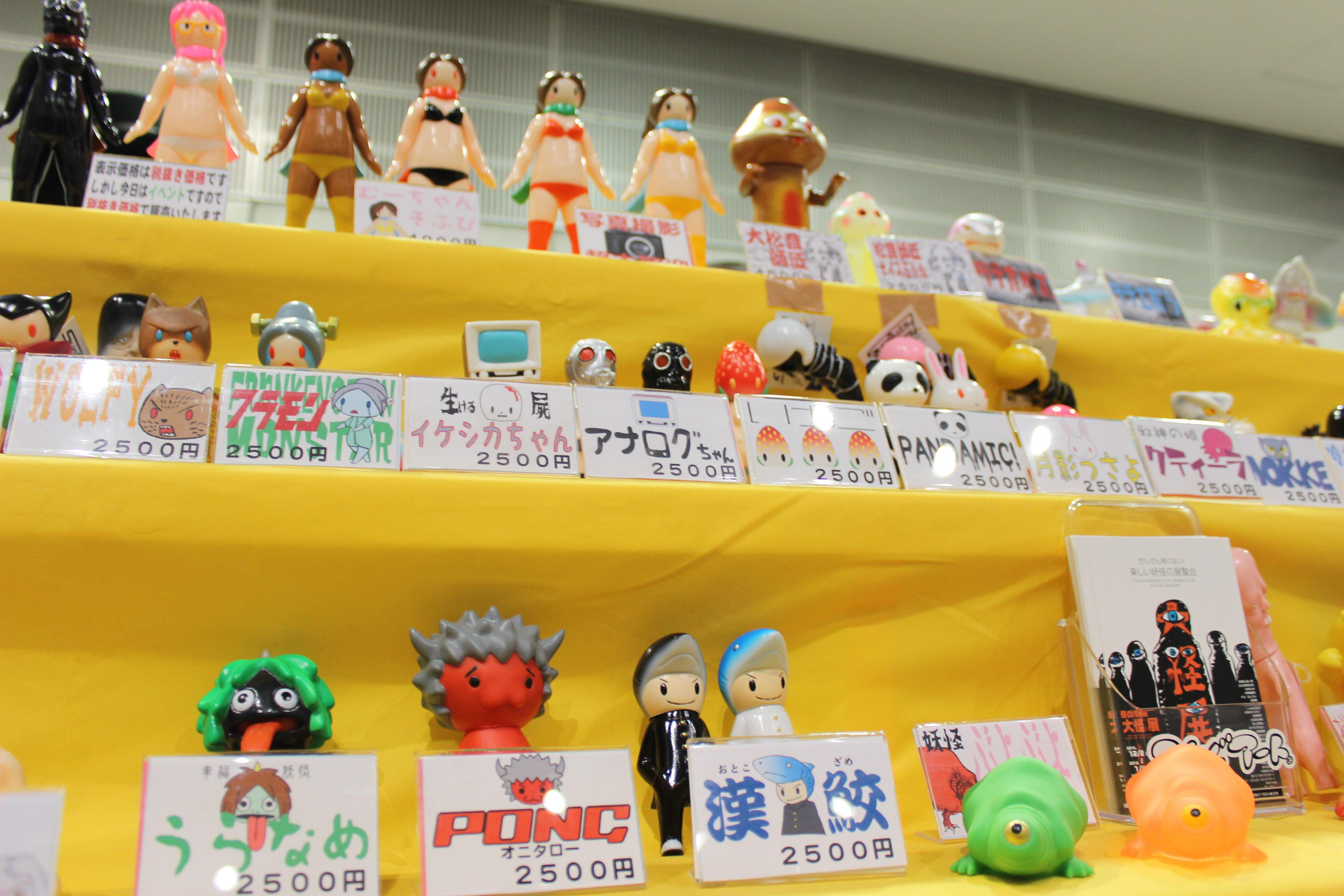 デザインフェスタvol.40~大好きなアーティストの皆さんと出会える至福のひととき!日本最大のアートイベントを楽しむ!