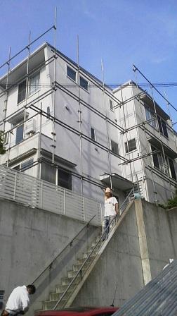 未来住建 リフォーム外装総合5月19日⑥縮小