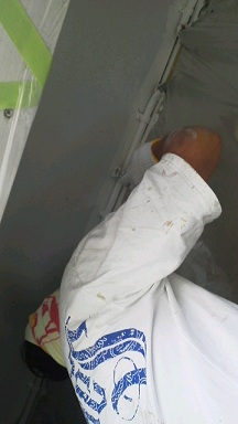 未来住建 リフォーム外壁塗装5月27日③源さん2号縮小