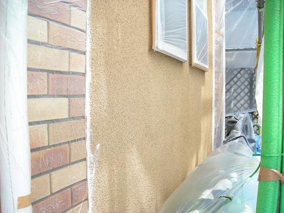 みらい住建 リフォーム外壁塗装(施工前②)