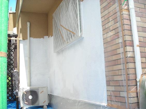 みらい住建 リフォーム外壁塗装(施工前①)