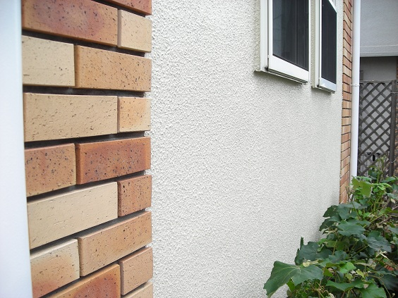 みらい住建 リフォーム外壁塗装(施工後②)