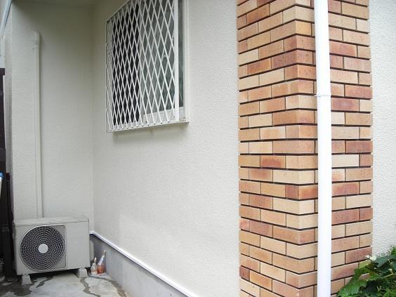 みらい住建 リフォーム外壁塗装(施工後①)