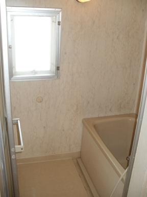 みらい住建 リフォーム 浴室①