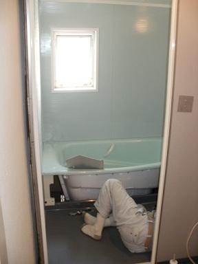 みらい住建 リフォーム 浴室③